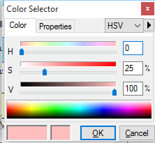HSV colour picker in ArcMap